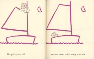 Oh Harold, if only my life were that easy. Draw a boat, and sail away.